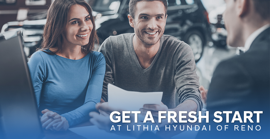 Get A Fresh Start at Lithia Hyundai of Reno