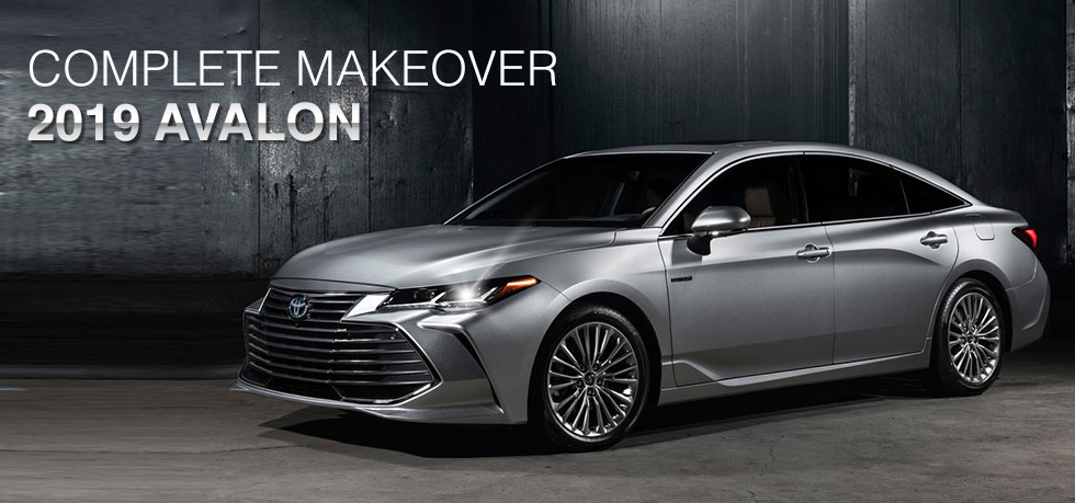 The 2019 Toyota Avalon is available at Lipton Toyota in Fort Lauderdale, FL