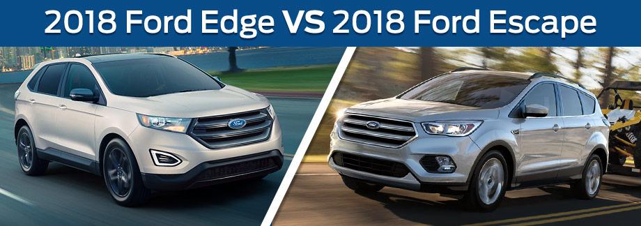 Ford Edge Midsize Suv