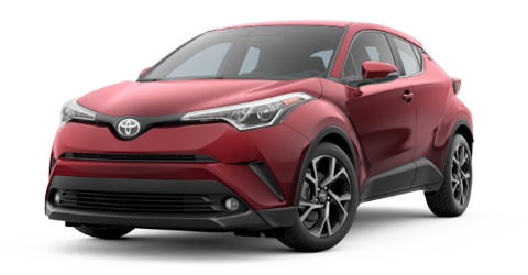 Toyota C-HR Limited