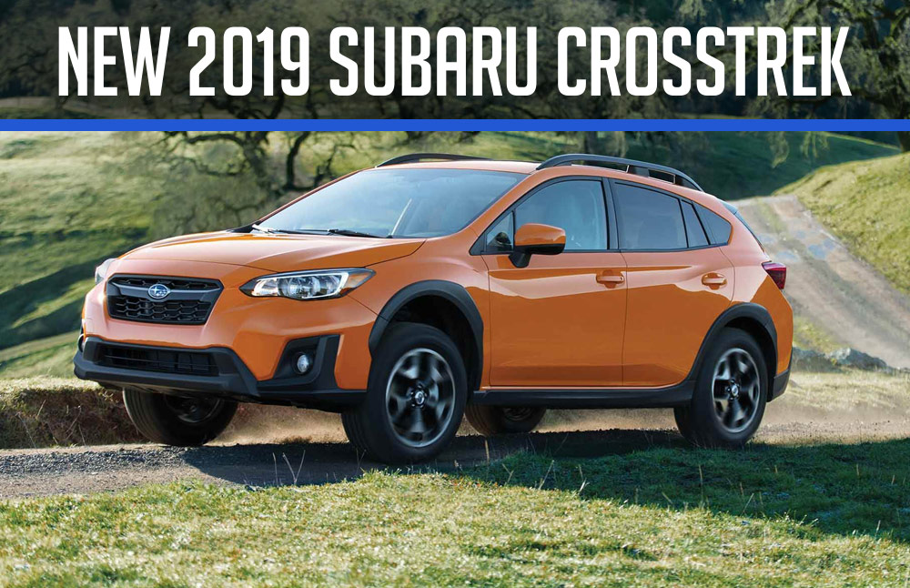 The 2019 Subaru Crosstrek is available at Vista Subaru of Silverthorne in Silverthorne