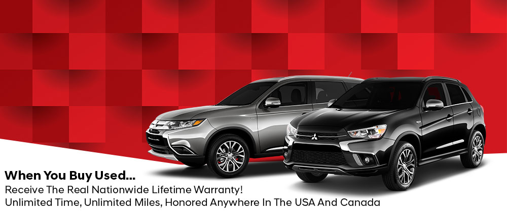 Used Lifetime Warranty Brandon Mitsubishi
