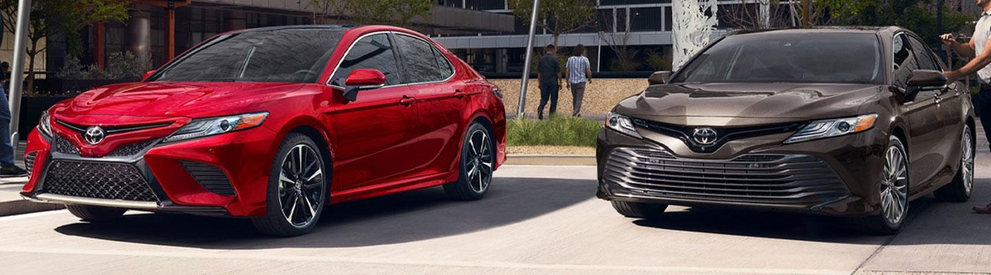 2020 Toyota Camry for sale at Spitzer Toyota Monroeville PA