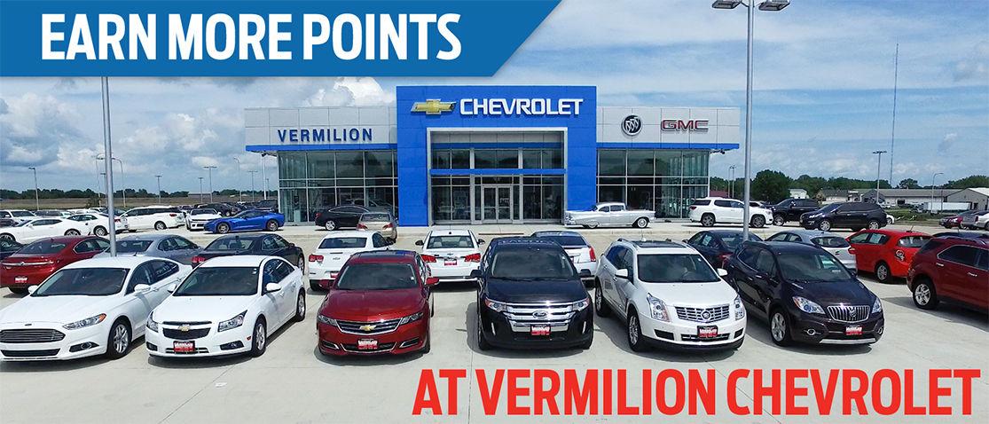 Vermilion Chevrolet Buick Gmc Is A Tilton Chevrolet Gmc Buick Dealer And A New Car And Used Car Tilton Il Chevrolet Gmc Buick Dealership Earning Your Reward Points