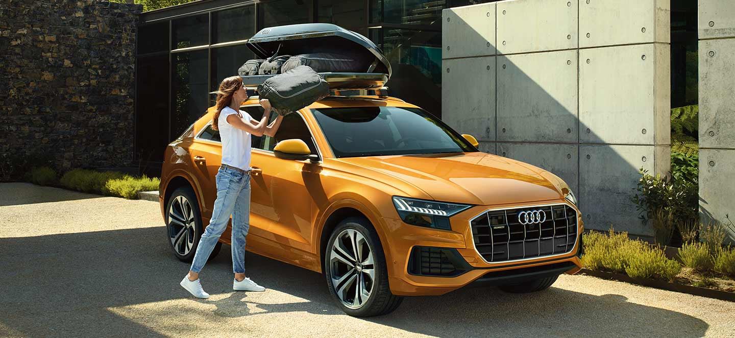 2019 Audi Q7 Changes, Specs And Price >> See The 2019 Audi Q8 At Your Oklahoma City Car Dealership Audi
