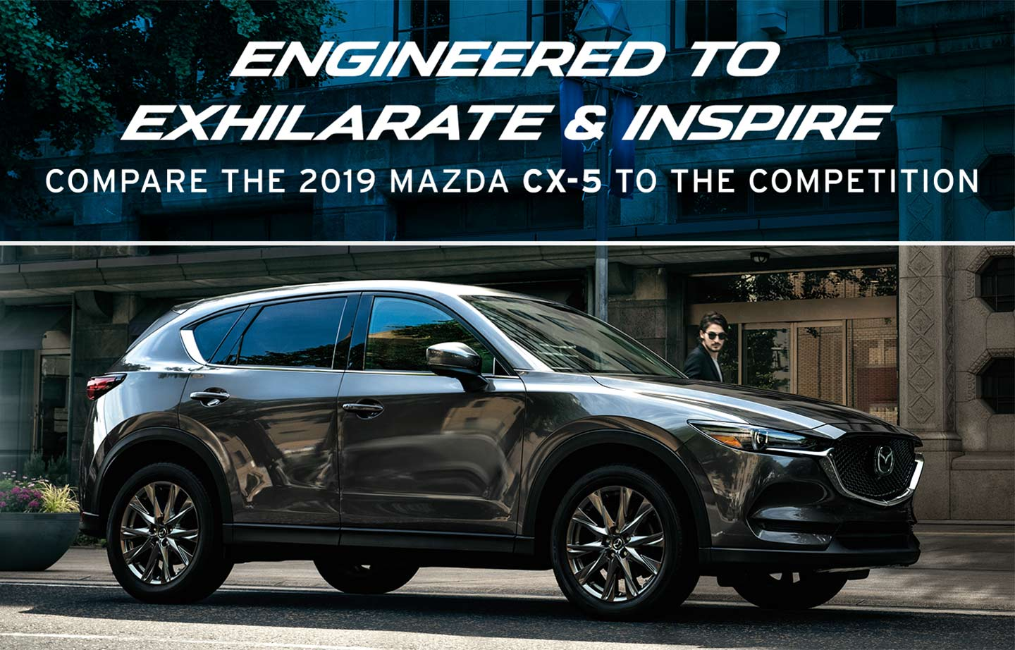 2019 MAZDA CX-5 COMPARISON COMPETITION OKLAHOMA CITY EDMOND NORMAN OK