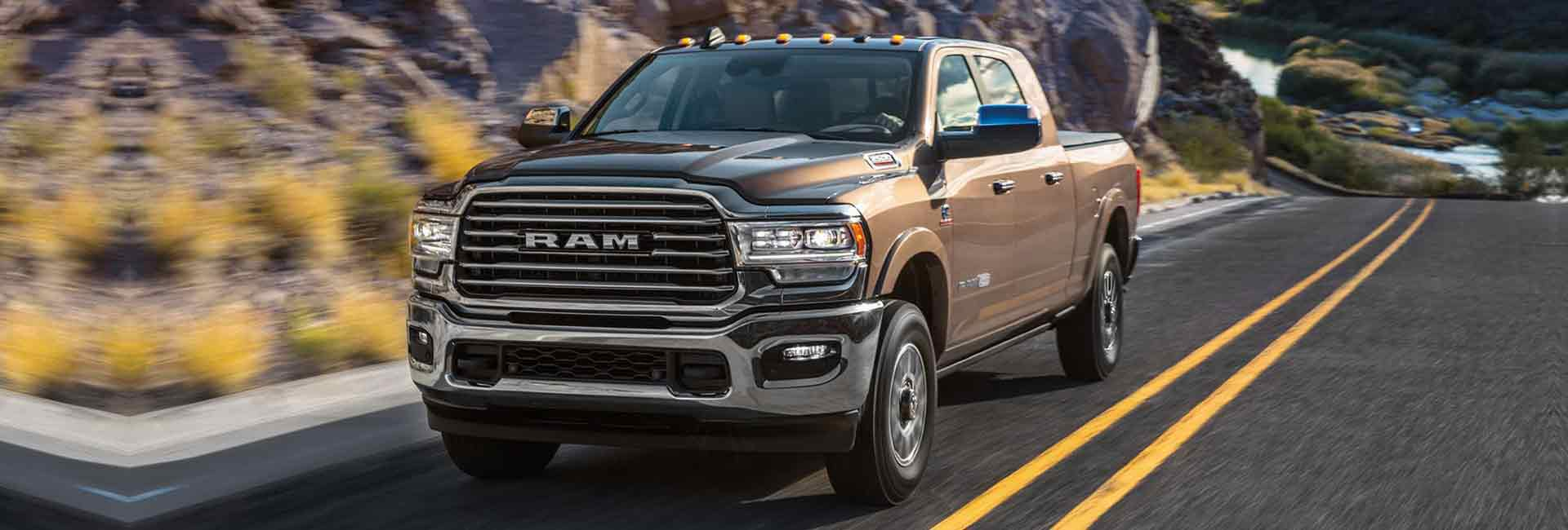 Picture of the 2020 RAM 2500 for sale at Spitzer RAM dealer in Homestead, FL.