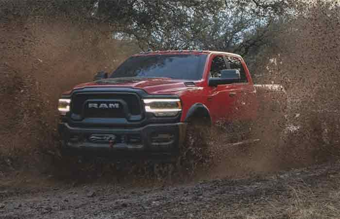 Picture of the 2020 RAM 2500