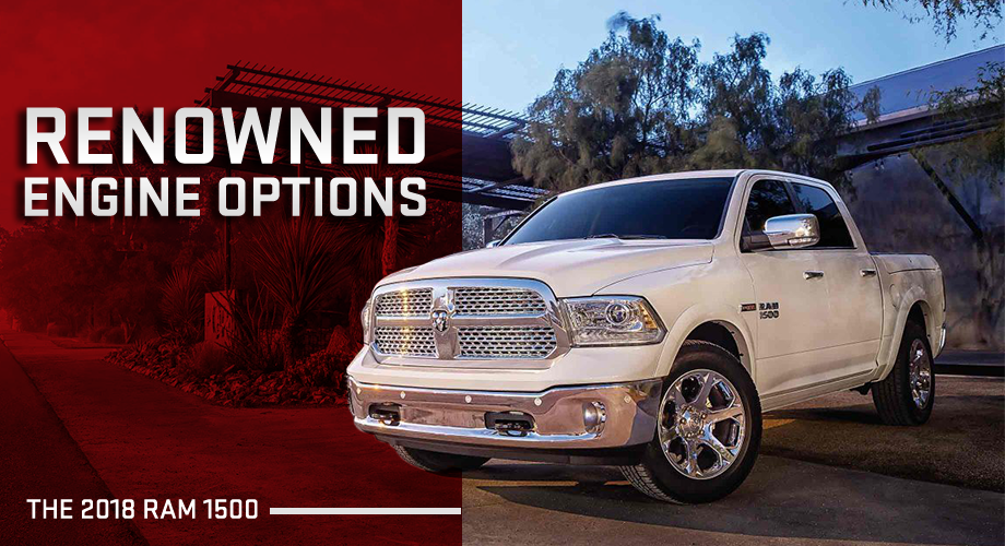 The 2018 RAM 1500 is available at Bob Moore CDJR in Oklahoma City, OK