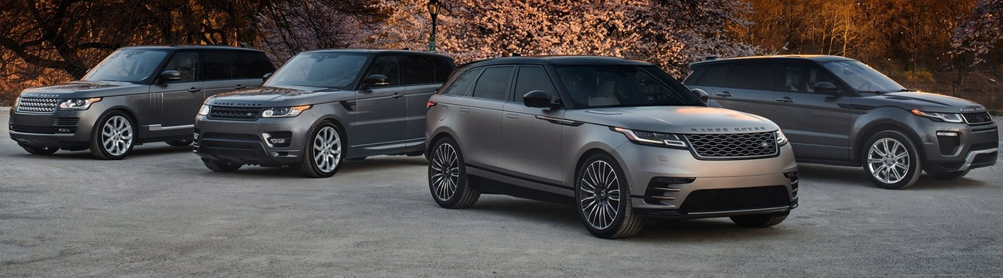 Land Rover Vehicles available at our Land Rover dealership in Ocala, FL.