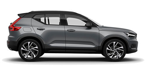 New Volvo XC40 at Volvo Cars of Bethesda in Bethesda, MD