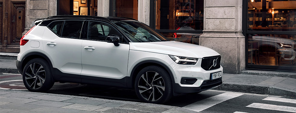 Discover Your 2019 Volvo Xc40 In D C Volvo Cars Of Bethesda