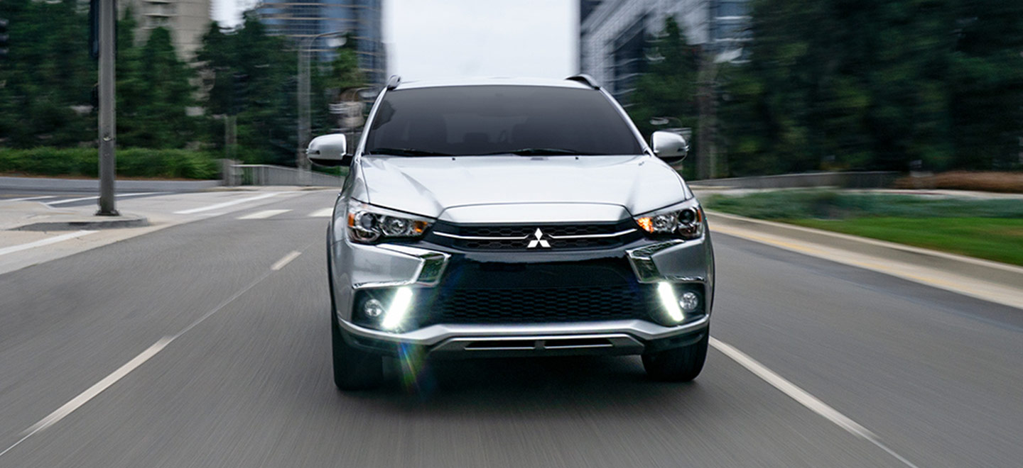 The 2019 Mitsubishi Outlander Sport is for sale at our Mitsubishi dealership in Gainesville.