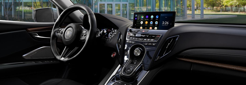 Interior picture of the 2020 Acura RDX