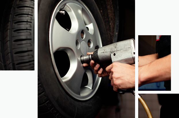 Land Rover Tire Service and Replacement at your local Land Rover Dealership near Tampa, FL