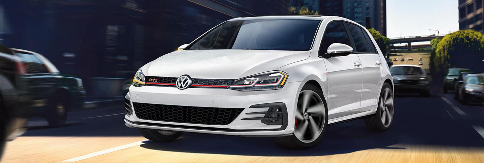 Picture of the 2020 Volkswagen GTI for sale.