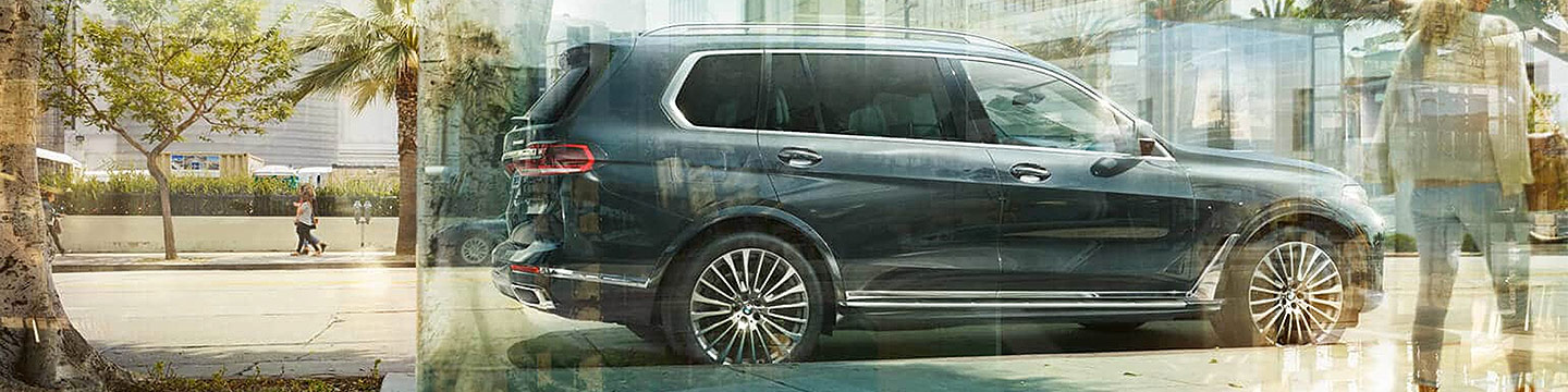 Get Your 2019 BMW x7 Today