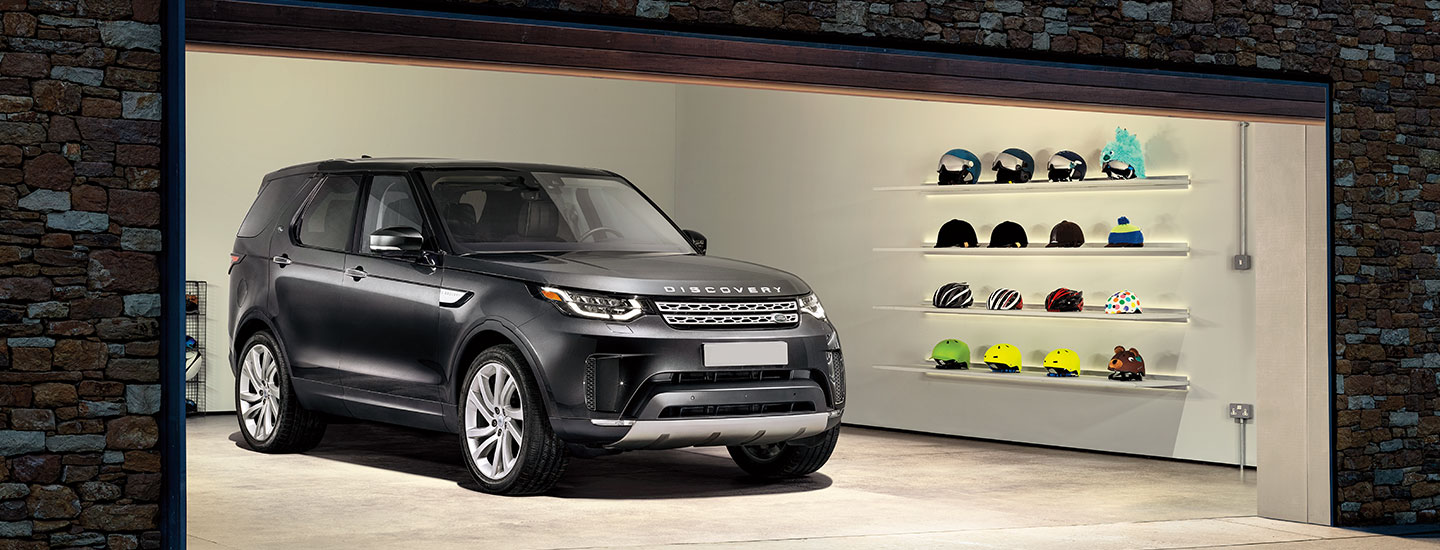 The 2019 Land Rover Discovery, available at our Land Rover dealership in Ocala, FL