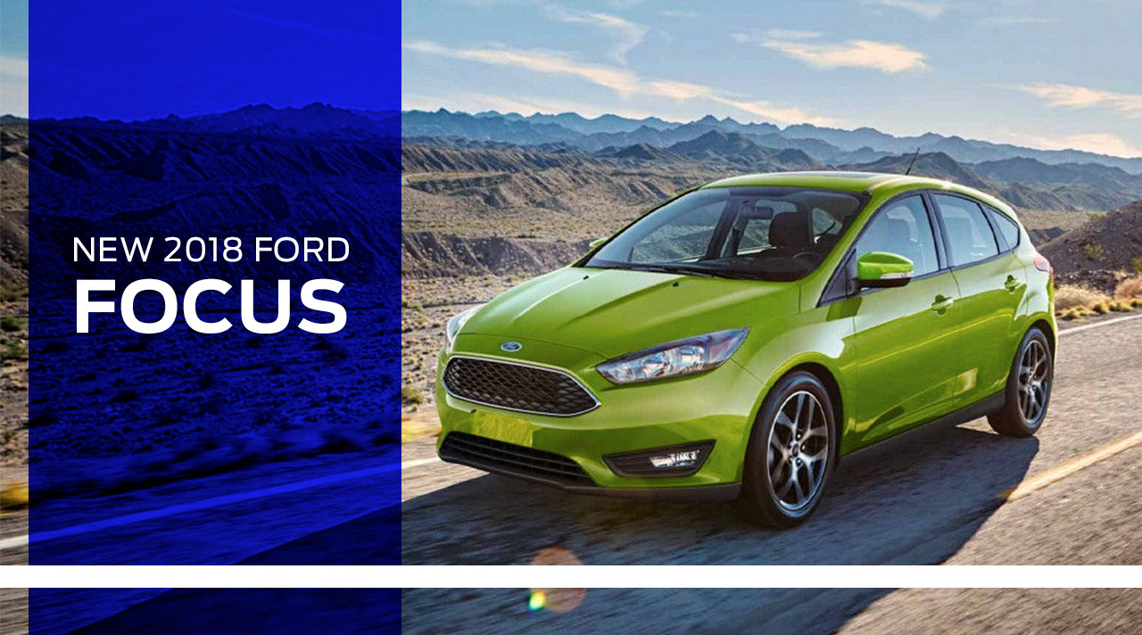 The 2018 Ford Focus is available at Ford of Port Richey near Land O' Lakes, FL