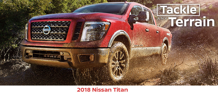The 2018 Nissan Titan is available at Neil Huffman Nissan of Frankfort in Frankfort, KY