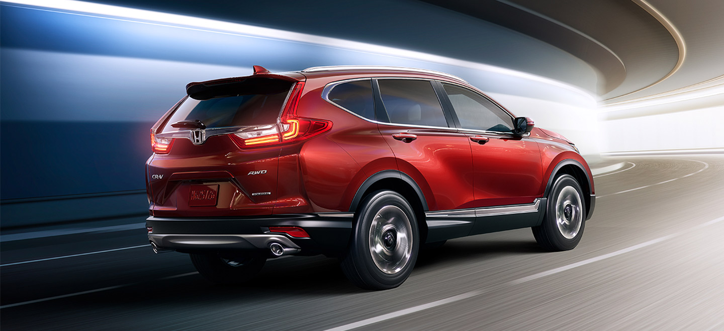 The 2019 Honda CR-V is available at our Honda dealership in Gainesville, FL.
