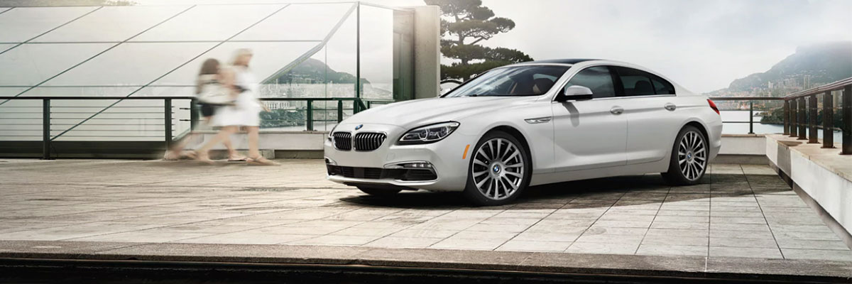 The 2018 BMW 6 Series is available at BMW of Columbia in Columbia, SC