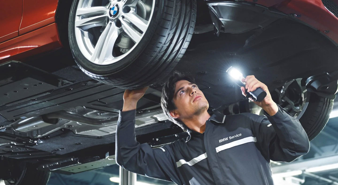 Learn more about auto repair services at our BMW dealership in Columbia, SC.