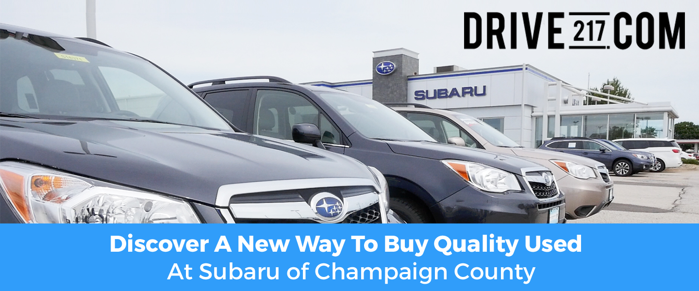 A New Way To Buy Used At Subaru of Champaign County