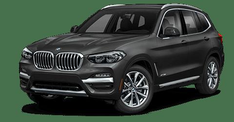 Black 2021 BMW X3 M