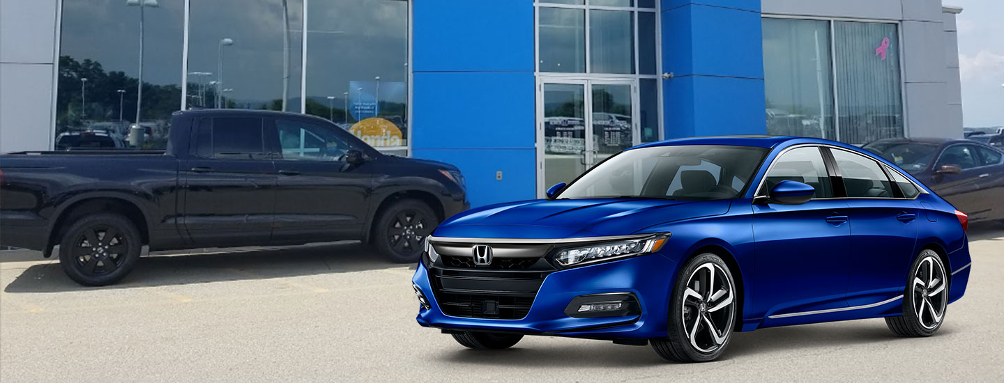 Visit our Honda dealership for a large selection of new and used cars in Uniontown, PA.