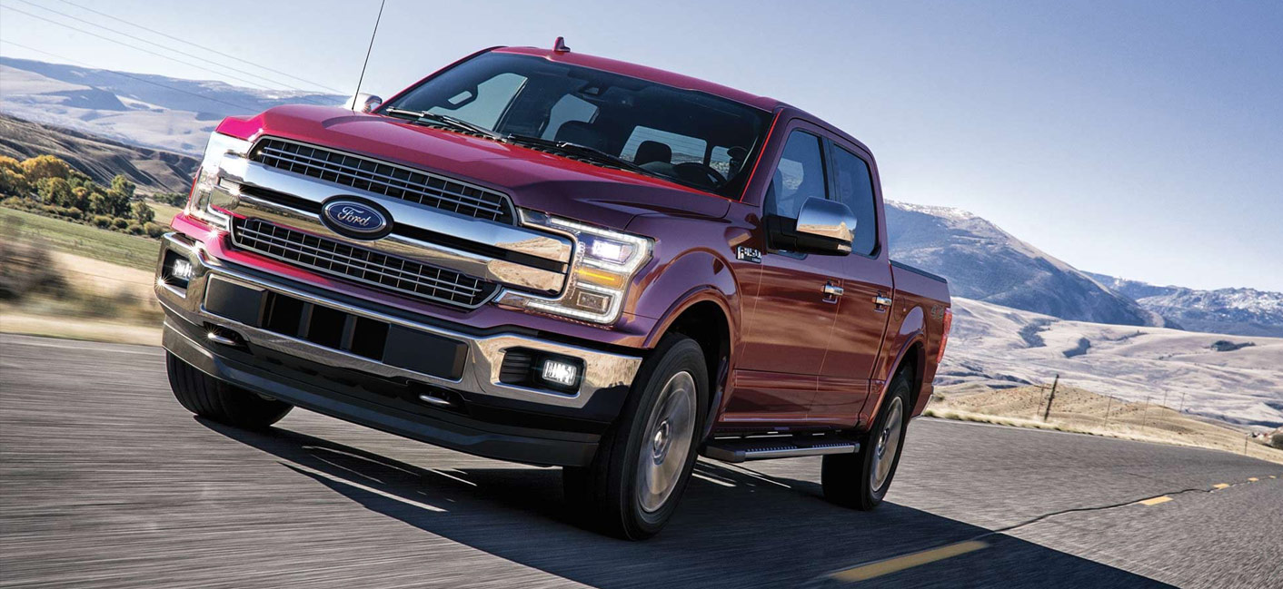 The 2019 Ford F-150 is available at our Ford dealership in Wilkes-Barre, PA.