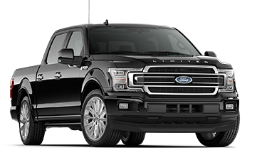 Ford F-150 Limited 4x4 at Coccia Ford in Scranton, PA