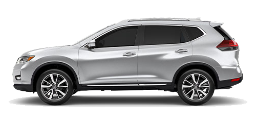 New Nissan Rogue at Flagstaff Nissan in Flagstaff, AZ