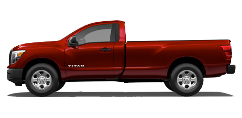New Nissan Titan at Flagstaff Nissan in Flagstaff, AZ