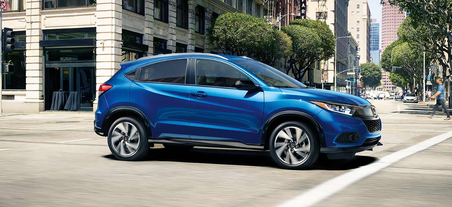 Picture of 2019 Honda HR-V for sale at our Honda dealership in Lake City Florida