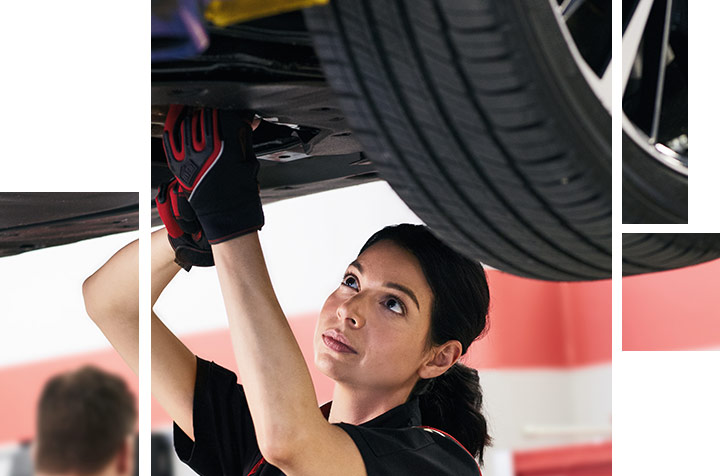 Toyota Wheel and Tire Alignment Service at your preferred Toyota Dealership in Columbus, GA