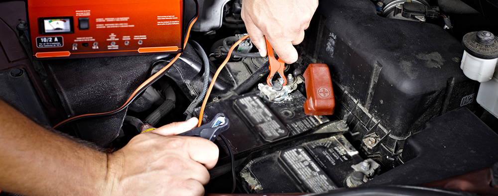 Porsche Battery Service and Replacement at your preferred Porsche Dealership in Oklahoma City, OK