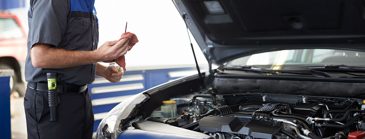 Learn more about oil change service at our Columbus, GA car dealership.