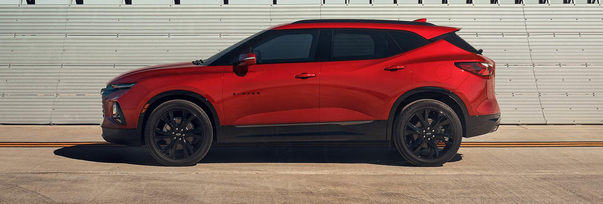 Picture of the 2020 Chevy Blazer for sale at Spitzer Chevy Northfield, Ohio