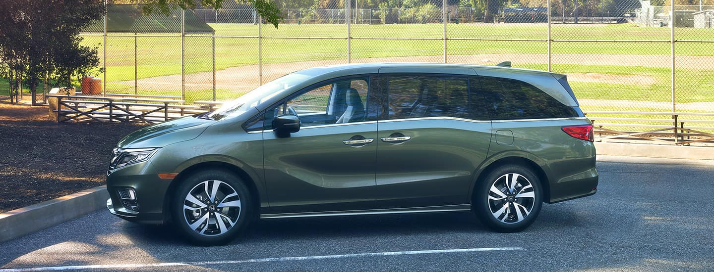 The 2019 Honda Odyssey is available at our Honda dealership near Pittsburgh, PA.