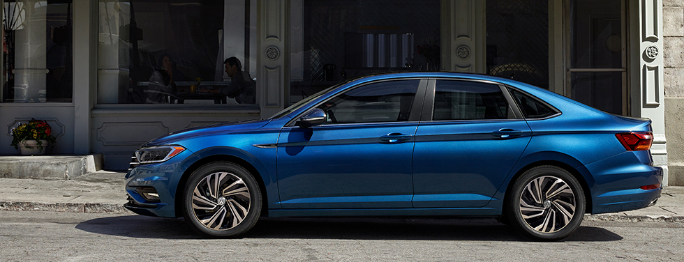 The 2019 Volkswagen Jetta is available at Ourisman Volkswagen of Bethesda near Washington DC