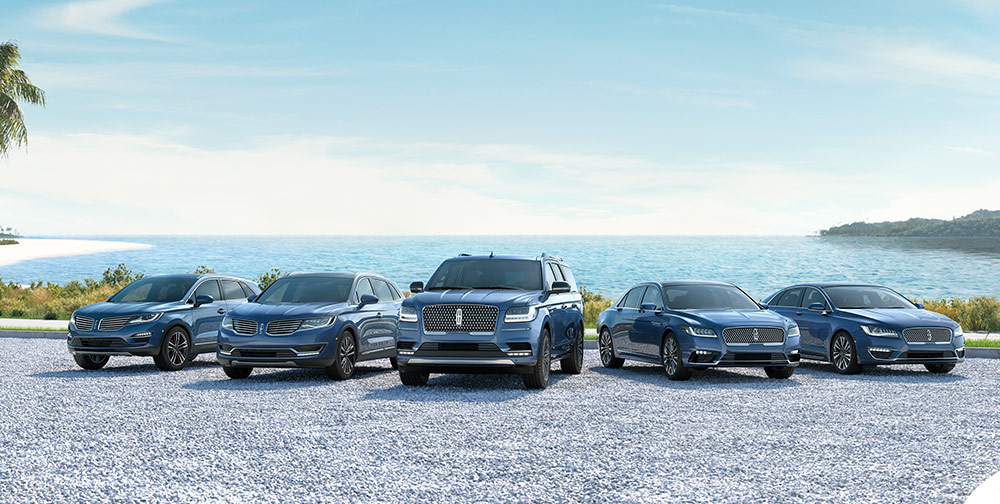 New Lincoln Vehicles at Ourisman Lincoln of Frederick, your local Lincoln dealer in Frederick, MD
