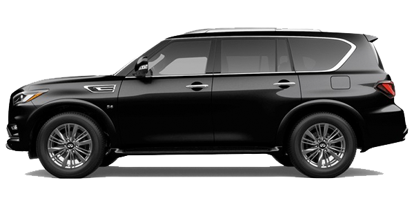 New 2019 INFINITI QX80 LUXE 2WD