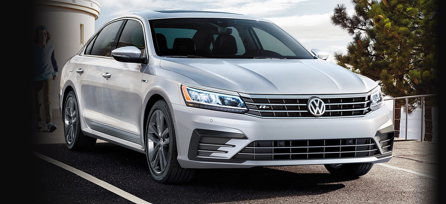 The 2019 Volkswagen Passat is available at our Volkswagen Dealership near Fort Lauderdale, FL.