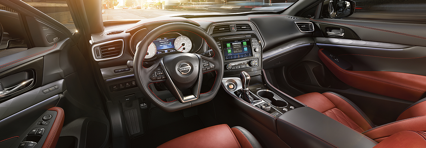 Safety features and interior of the 2019 Ford Flex - available at our Ford dealership in Kennesaw, GA