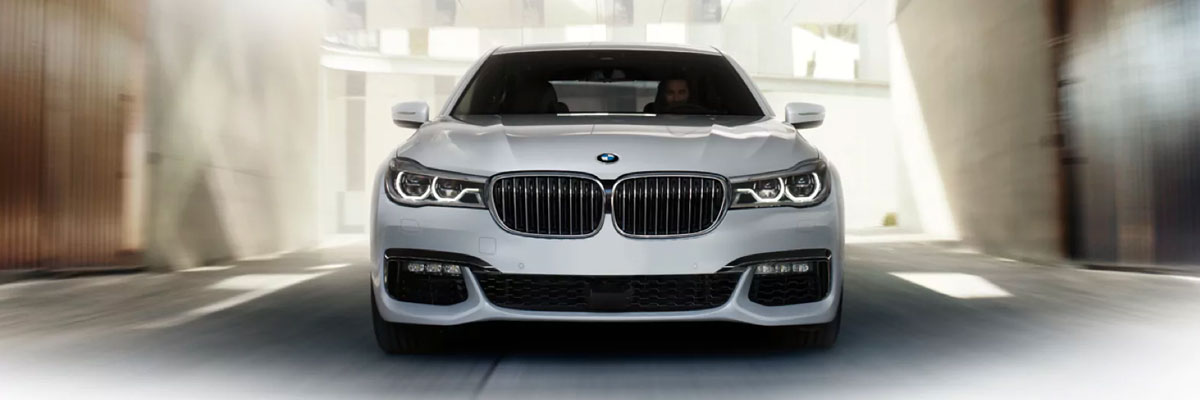 The 2018 BMW 7 Series is available at BMW of Columbia in Columbia, SC