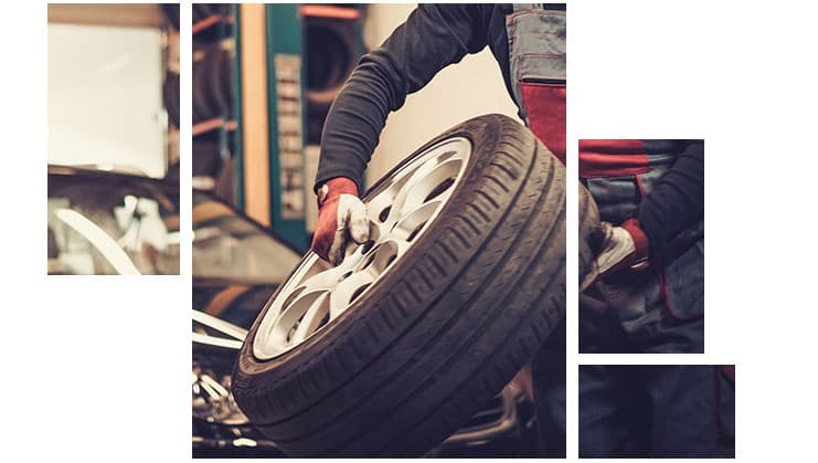 Buick and GMC Tire Service and Replacement at your local Buick and GMC Dealer in Columbus, GA