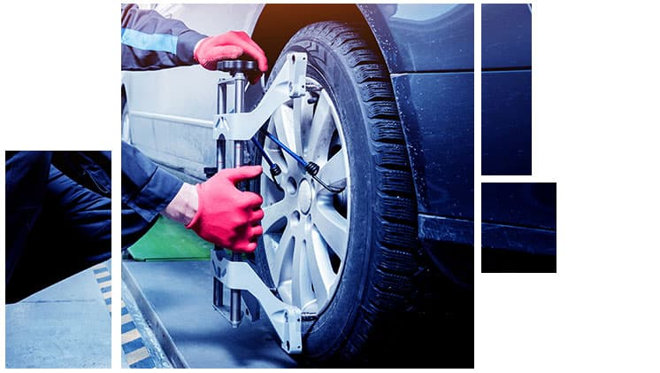 Buick and GMC Wheel and Tire Alignment Service at your preferred Buick and GMC Dealer in Columbus, GA