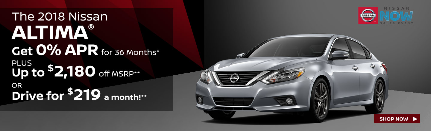 *Monthly payment is $27.78 per $1,000 financed with approved credit through Nissan Motor Acceptance Corporation. ** Up to $2,180 in total savings off MSRP ...