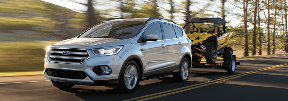 exterior of the 2018 ford escape at zeigler plainwell ford near grand rapids mi